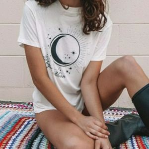 Spell &the Gypsy Collective purple moon tee